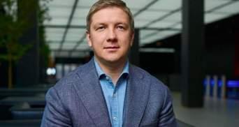 Атака на Нафтогаз вызвана инициативой назначить Коболева премьером