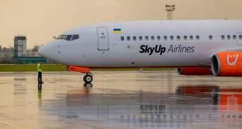 SkyUp здійснить нерегулярні авіаперельоти з Києва в Узбекистан: деталі