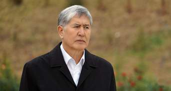 Силовики ворвались в дом экс-президента Кыргызстана Атамбаева: его уже задержали
