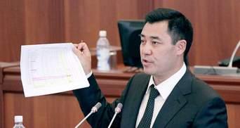 В Кыргызстане утвердили нового премьера – Садыра Жапарова: что о нем известно
