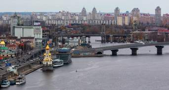 Киев снова на вершине мирового рейтинга загрязненности воздуха