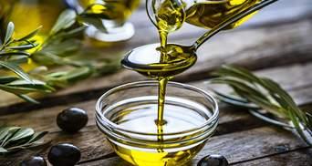 Як споживати олії з користю для здоров'я