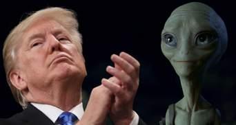 Трамп проти сатаністів та інопланетян: у що вірять прибічники загадкового руху Q