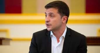 73% на виборах було вироком Порошенку, – Зеленський про свій рейтинг