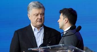 Все олигархи должны жить по закону, – Зеленский прокомментировал дела против Порошенко