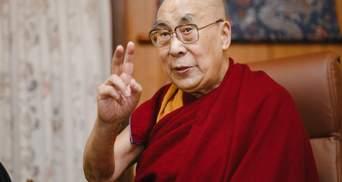 Далай-лама вперше поспілкується з українцями у прямому ефірі: що відомо про цю подію
