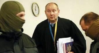 Интерпол снял с розыска судью Чауса: в МВД говорят, что ищут