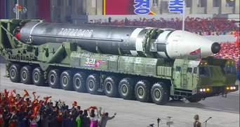 Нова зброя та ракета-монстр: чим КНДР хоче залякати світ