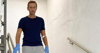 Євросоюз вирішив запровадити санкції проти причетних до отруєння Навального