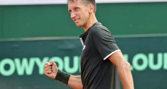 Лучший теннисист Украины Стаховский хочет стать боксером: видео
