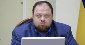 Всеукраїнське опитування – це пробник референдуму, – Стефанчук