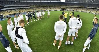 Нікому не до сміху буде, – Шевченко до гравців збірної перед матчем з Іспанією