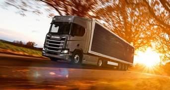 Представили вантажівку, яка працює від енергії сонця