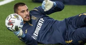 Как страшный сон для испанцев: голкипер сборной Украины Бущан – лучший игрок матча