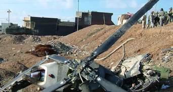 Ужасное столкновение вертолетов ВВС в Афганистане: погибли 15 человек