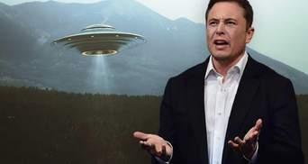 Развитые цивилизации на Земле: Маск объяснил, верит ли в визиты инопланетян