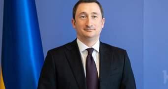Коронавирус в украинском правительстве: заболел министр Чернышев