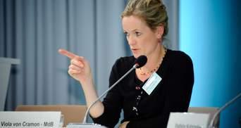 Відповіді від Арахамії не було, – депутатка Європарламенту про лист через САП