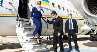 Другий офіційний візит за місяць: Олена Зеленська відправилась з чоловіком у Туреччину – фото