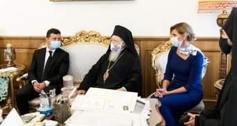 Зеленский пригласил Варфоломея в Украину: когда может приехать патриарх