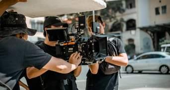 За последний год существенно уменьшилось количество фильмов, снятых на украинском языке