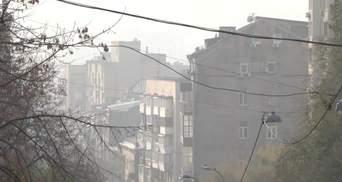 Состояние воздуха в Украине ежегодно ухудшается: причины и последствия экоситуации