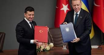 У нас один попутный ветер, – Зеленский подвел итоги визита в Турцию