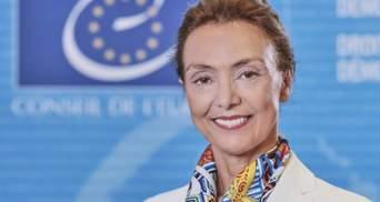 Генсек Совета Европы Пейчинович-Бурич собралась в Москву: предупреждение от МИД Украины
