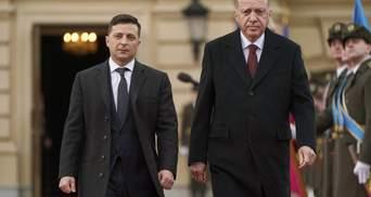 Украинские двигатели на турецкой военной технике: о чем говорил Зеленский с Эрдоганом