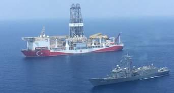 Туреччина знайшла у Чорному морі велетенське родовище газу