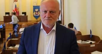Умер Иван Имгрунт – российский оккупант, руководивший Ялтой
