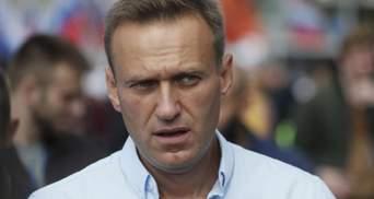 Отруєння Навального: що опозиціонер каже на відсутність реакції Трампа