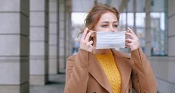Центр громадського здоров'я прогнозує пік епідемії в Україні на кінець листопада