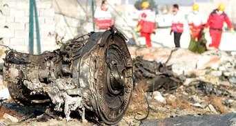 Родственники погибших в катастрофе МАУ под Тегераном подали иск против Ирана в США
