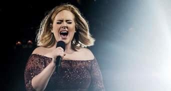 Співачка Адель повертається до кар'єри на телебаченні: фото