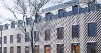 В історичному центрі Києва під виглядом бізнес-центру збудували житловий будинок