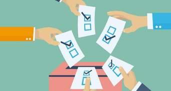 Главными победителями местных выборов будут пять партий