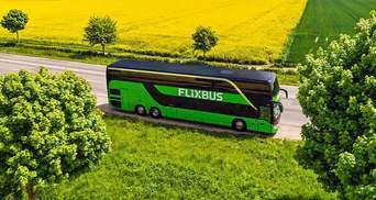 Немецкий автобусный перевозчик FlixBus открывает новые международные линии: известны маршруты