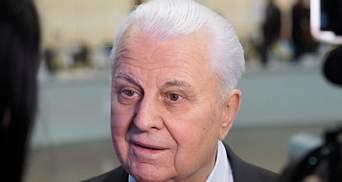 Кравчук назвав 4 ключові етапи реінтеграції Донбасу: деталі