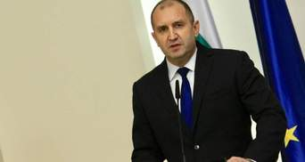 Президент Болгарії – на самоізоляції через COVID-19: що відомо