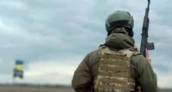 О тишине и не говорится: боевики снова открывали огонь, ранен украинский воин