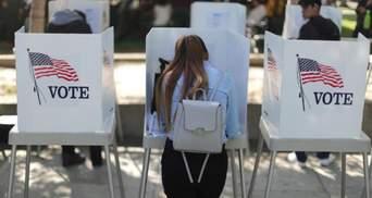 Обирають між Трампом та Байденом: достроково проголосували 15% американців