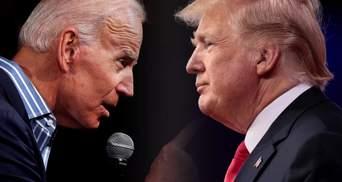У США відбувся другий раунд дебатів Трампа і Байдена: відео та головні теми