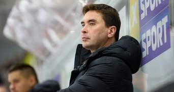 Головний тренер збірної України з хокею Сергій Вітер подав у відставку