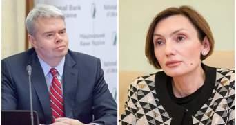 Законних підстав немає, – Фурса про можливе звільнення Рожкової та Сологуба