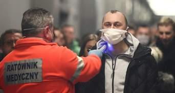 Розглядають найгірші сценарії: які заходи готують у Польщі для боротьби з COVID-19