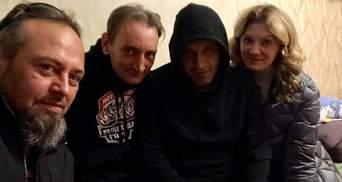 Ексбранця Кремля Володимира Балуха виписали з лікарні: фото