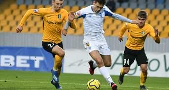 Динамо – Олександрія: онлайн-трансляція матчу УПЛ