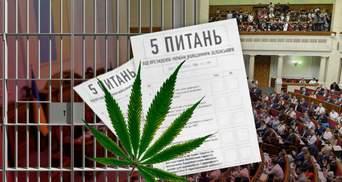 """Медицинская марихуана и пожизненное заключение: как в мире решают """"вопросы Зеленского"""""""
