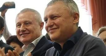 Все зависит от Офиса Президента, – Фурса о возврате денег Суркисам